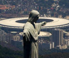 Río de Janeiro - Estadio de Maracaná tras los Juegos Olímpicos
