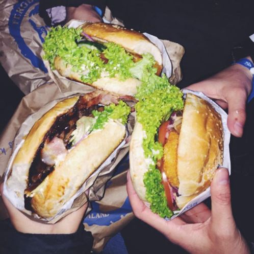 Hamburguesas - Fergburger