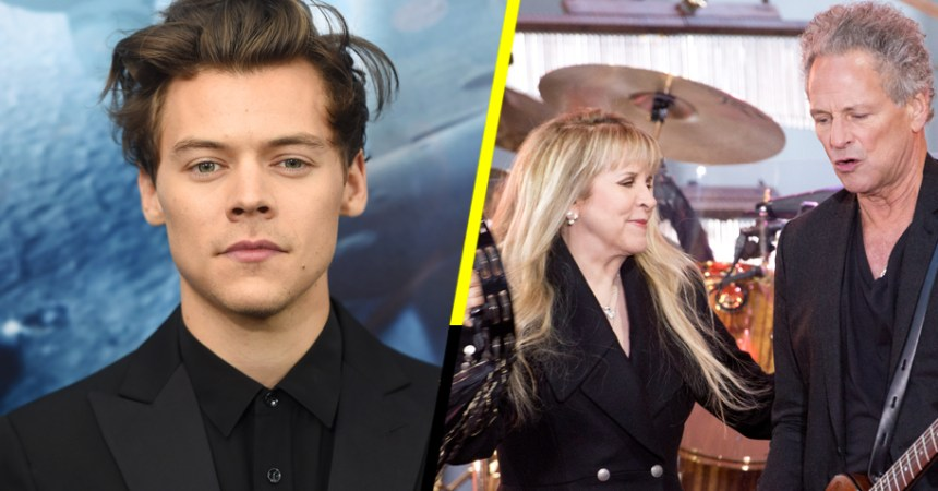 Harry Styles hace cover a Fleetwood Mac.