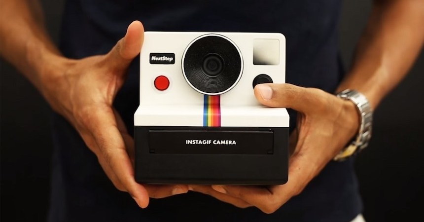 Instagif - Cámara que imprime GIFs