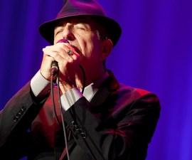 "Mira el video póstumo de Leonard Cohen para ""Leaving The Table"""