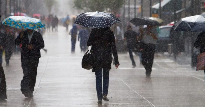 Se esperan lluvias en la CDMX y la mayor parte del país