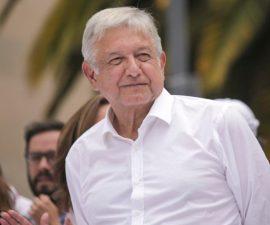 Andrés Manuel López Obrador (AMLO), dirigente nacional de Morena