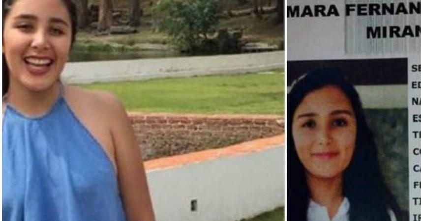 Encuentran ropa y pertenencias de Mara Castilla en Tlaxcala