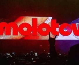 Concierto Molotov Palacio