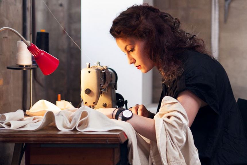 Pia Interlanda - Diseñadora de modas