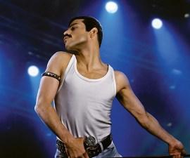 El primer video de Rami Malek cantando Bohemia Rhapsody