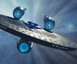 Star Trek - Nave Enterprise