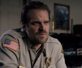 Oficial Jim Hopper - Personaje de Stranger Things