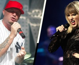 ¿Taylor Swift con Limp Bizkit? ¡Este video te hará volar la cabeza!