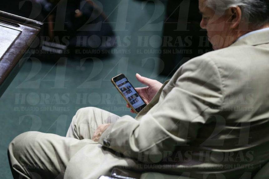 Apolinar Casillas, diputado del PAN