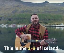 Islandia - La canción de karaoke más difícil del mundo