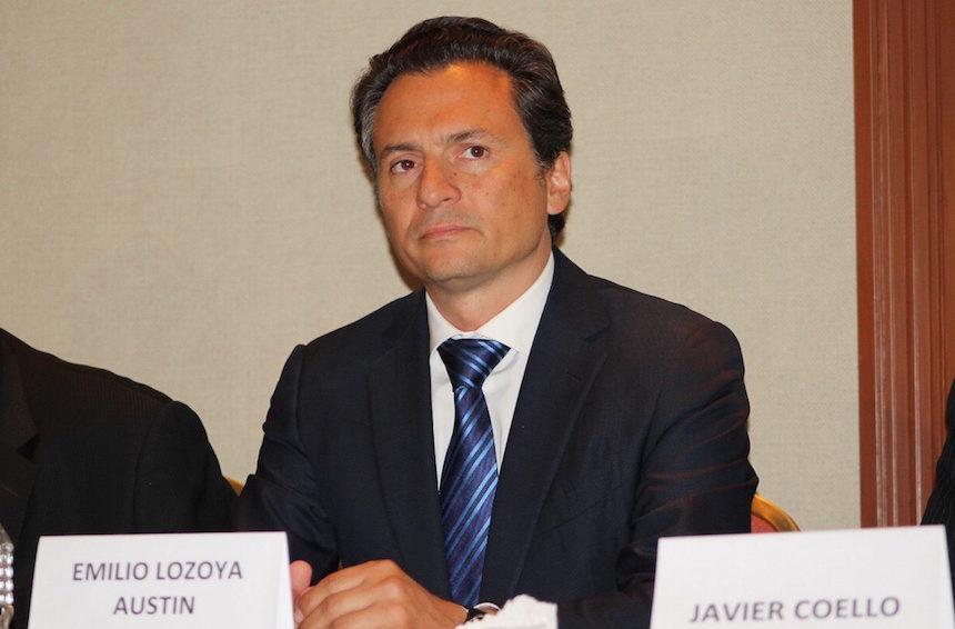 Emilio Lozoya Austin, exdirector de Pemex involucrado en el caso Pemex