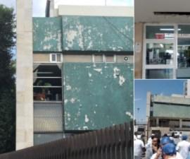Hospitales Puebla Sismo