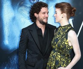 La broma de Kit Harington a su novia es tan cruel como Game of Thrones