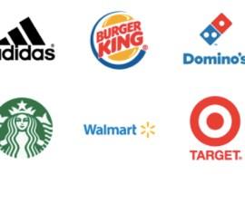 Logos de marcas icónicas