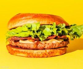 McDonald's - Hamburguesa vegetariana