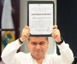 Gobernador electo Coahuila, Miguel Ángel Riquelme