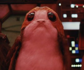 Porgs - Star Wars: The Last Jedi