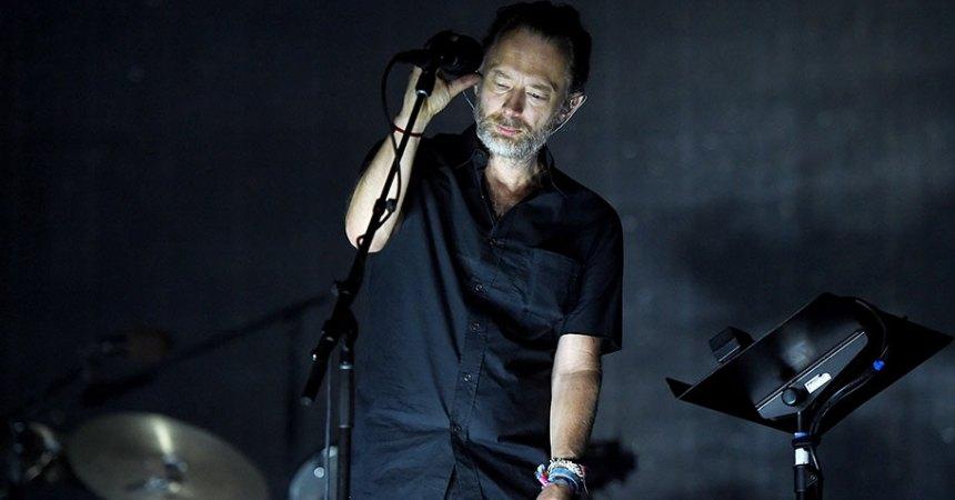 ¡Atención fans de Radiohead! La banda lanzará un libro con más de 160 canciones