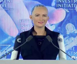 Sophie, primer robot con ciudadanía