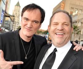 Tarantino confiesa que 'guardó' el secreto de Weinstein