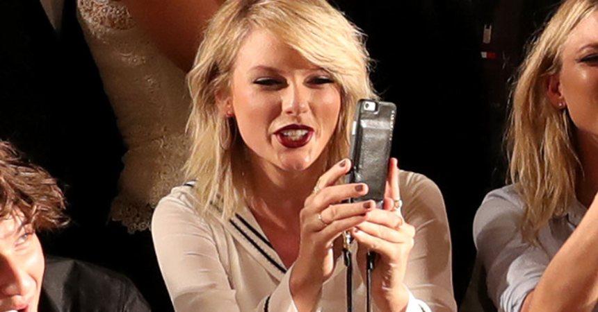 PAREN TODO: Taylor Swift lanzará una app para celular