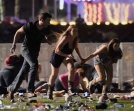 Tiroteo en Las Vegas Nevada