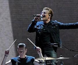¡Atención, coleccionistas! U2 lanzará una edición especial en vinyl de 'The Blackout'