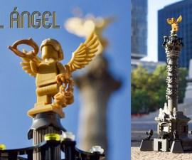 LEGO - El Ángel de la Independencia