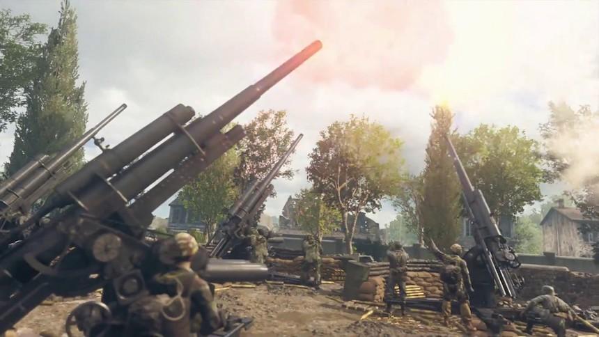 Call of Duty: WWII - Armamento