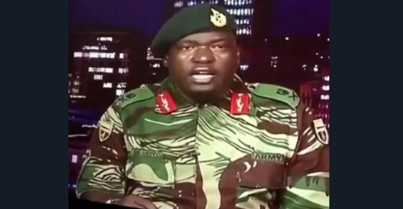 Presunto golpe de Estado en Zimbabue