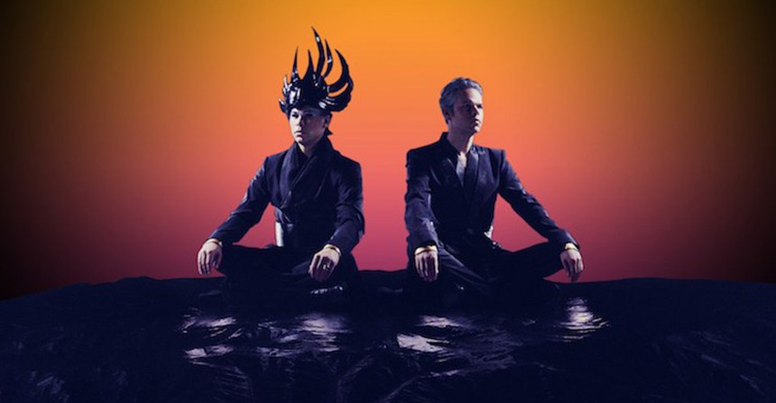 Ten una viaje intergaláctico con el nuevo track 'Way To Go' de Empire of the Sun