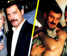 Mary Austin y Jim Hutton, los grandes amores de Freddie Mercury