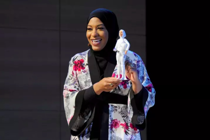 Ibtihaj Muhammad - Muñeca Barbie