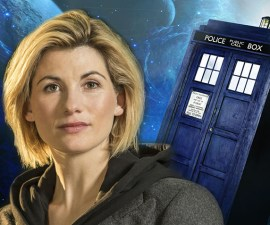 Así se ve Jodie Whittaker como Doctor Who