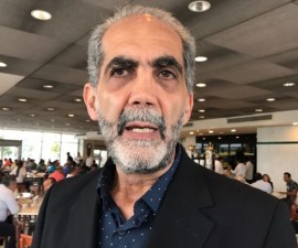 Juan Dabdoub Giacomán, expresidente del Frente Nacional por la Familia