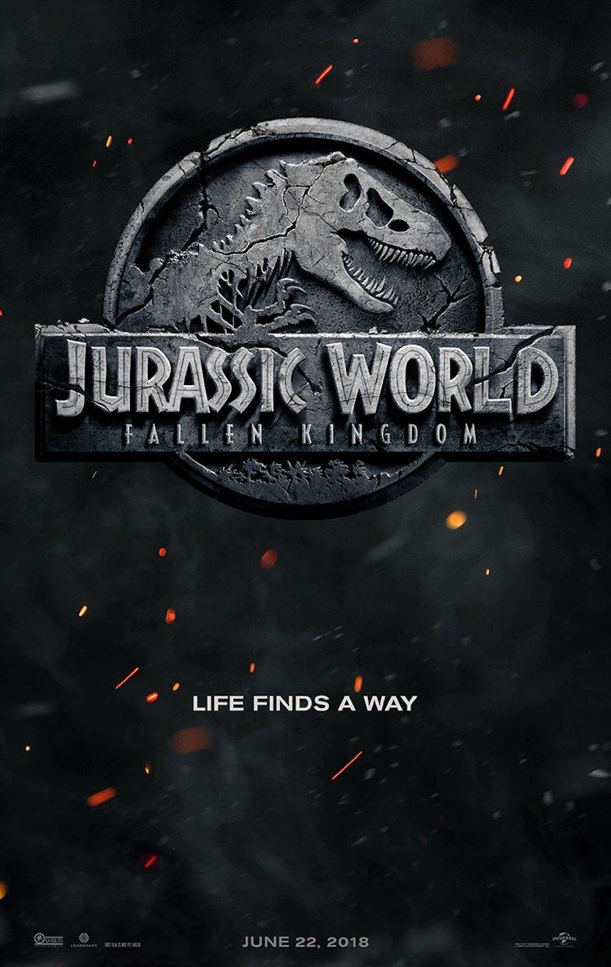 Póster de Jurassic World: Fallen Kingdom