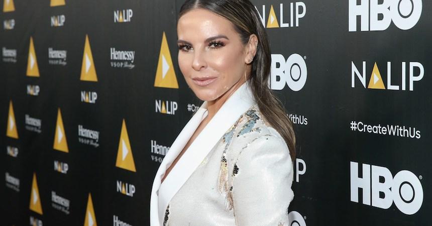 Kate del Castillo, actriz y empresaria mexicana