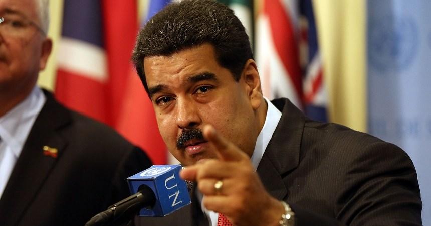 Las empanadas de Nicolás Maduro