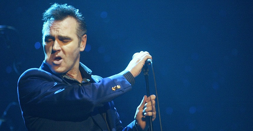 Moz cantó 'I Started Something I Couldn't Finish' de The Smiths ¡por primera vez!