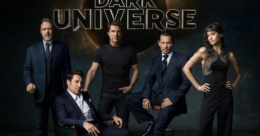 Estrellas del Dark Universe - Universal Pictures