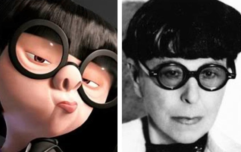 Edith Head Edna Mode