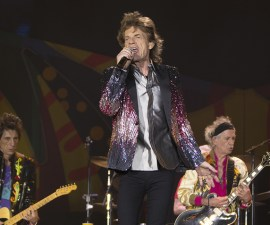 "The Rolling Stones estrenan álbum recopilatorio titulado ""On Air"""