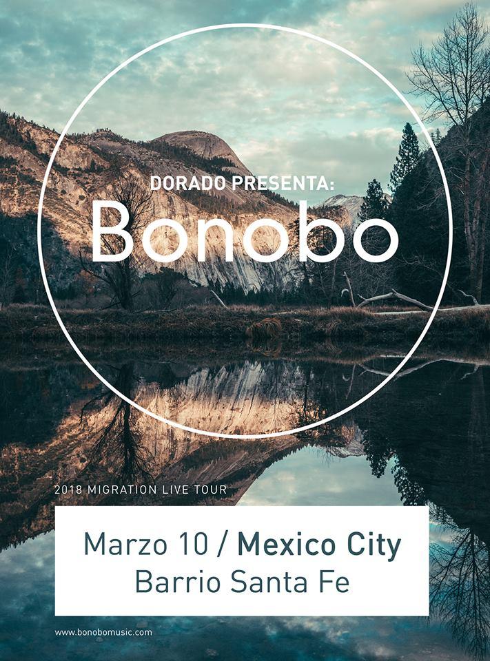 bonobo viene a mexico