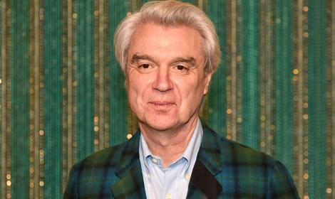 ¡David Byrne lanzará disco después de 14 años!