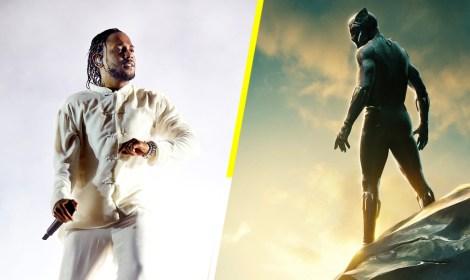 Kendrick Lamar presenta el tema principal de Black Panther