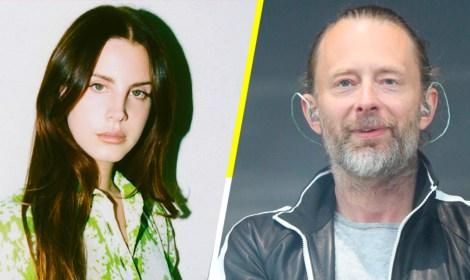 Radiohead demanda a Lana del Rey por plagio
