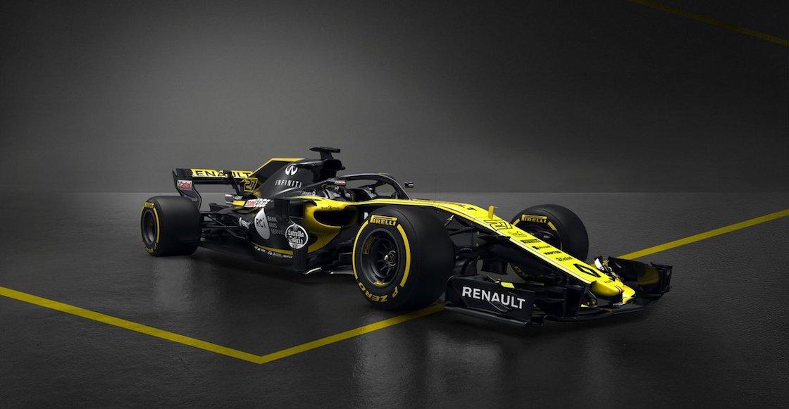 Resultado de imagen para RENAULT RS 18 F1