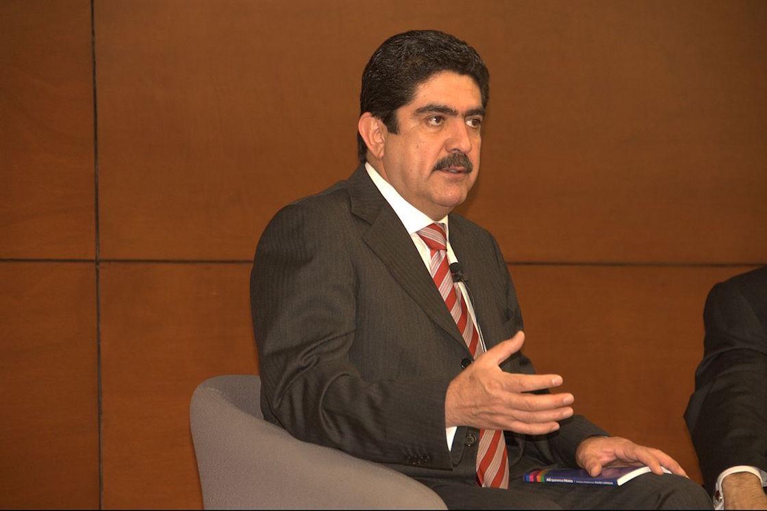 Manuel Espino, expresidente del PAN, analiza apoyar a AMLO en las elecciones